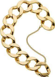 Gold Bracelet, Verdura