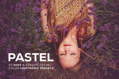 Pastel Lightroom Presets by Hydrozi on @creativemarket