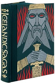 The Icelandic Sagas Hardback Edition