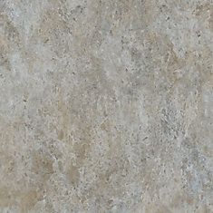 18 Inch X Greige Stone Luxury Vinyl Tile Flooring 27 Sq Feet