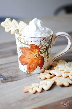 Nothing says Fall like pumpkin spice latte. Check out this easy-to-make recipe - on the blog!