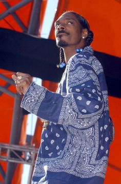 Snoop Dogg during 2005 Roskilde Festival Day 2 at Roskilde Festival... News Photo 112424818
