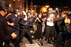 25 Shocking Photos from the Ferguson Riots and Nationwide Protests | PressRoomVIP