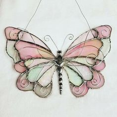 Wonderful Cost-Free Stained Glass butterfly Strategies With the autumn with 1998 I decided that will My spouse and i needed one more hobby pertaining to my personal . Stained Glass Light, Stained Glass Angel, Stained Glass Ornaments, Stained Glass Flowers, Stained Glass Suncatchers, Stained Glass Crafts, Stained Glass Designs, Stained Glass Patterns, How To Do Stained Glass Diy
