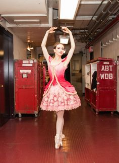 Isabella Boylston Interview - A Day in the Life of an American Ballet Theatre Dancer