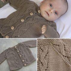 Crochet For Babies Sunnyside Cardi - Free Pattern Baby Cardigan Knitting Pattern Free, Crochet Baby Blanket Beginner, Knitted Baby Cardigan, Knit Baby Sweaters, Crochet Baby Booties, Baby Knitting Patterns, Baby Patterns, Baby Boy Sweater, Boys Sweaters