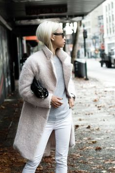 How to Wear: White in Winter
