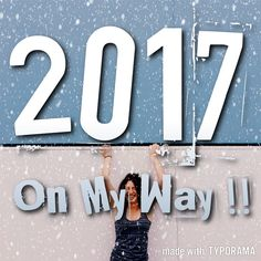 2017 On my way