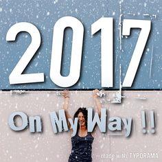 2017 On my way