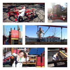 Our City Playground!
