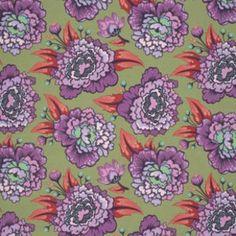 Tula Pink - Elizabeth - Astraea in Plum