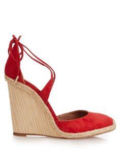 Karlie espadrille wedge heels | Aquazzura | MATCHESFASHION.COM AU