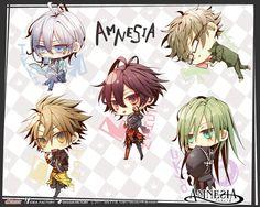 amnesia luka - Recherche Google