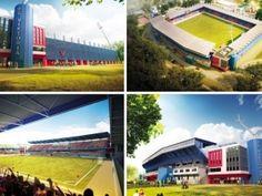 Fotbalový stadion v Plzni má být opravený a dostavěný v roce 2016