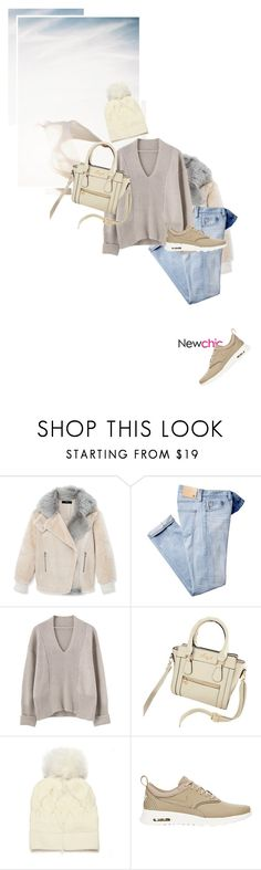 """""""newchic style"""" by dear-inge ❤ liked on Polyvore featuring NIKE and rockthevote"""
