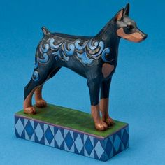 Jim Shore Doberman