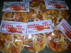 Resep Pizza Mini Praktis Tanpa Oven Easy Pasta Dinner Recipes, Best Pasta Recipes, Donut Recipes, Pizza Casserole, Pizza Bake, Best Pasta Sauce Recipe, Healthy Sour Cream, Pizza Pastry, Breakfast Recipes