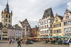 Germany's Mosel Valley: Trier