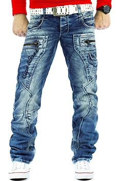 Denim Jeans Men, Jeans Pants, Denim Shorts, Trousers, Kosmo Lupo Jeans, Streetwear, Urban Style Outfits, Casual Outfits, Moda Masculina