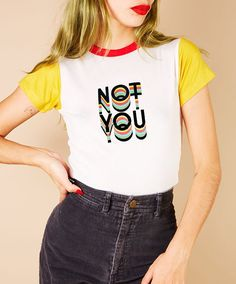 Not You  Valfre.com | #valfre