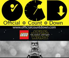 LEGO STAR WARS: THE FORCE AWAKENS is coming this summer! Countdown clock, teaser trailer, release date news, & pre-order info here:  http://www.officialcountdown.com/lego_force_awakens_countdown/index.html