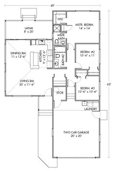 Hpm Pilikai Packaged Home Floorplan Craft Ideas
