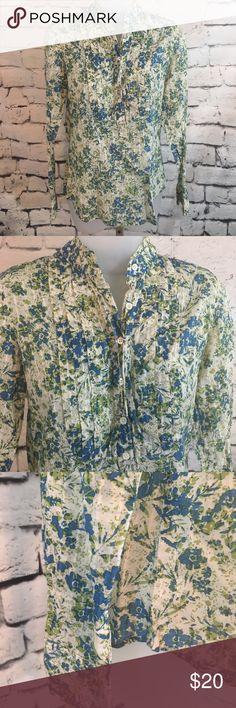 J.Crew blouse size extra small J.Crew blouse size extra small J crew Tops Blouses