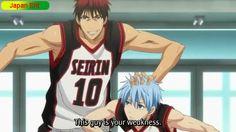 Kuroko no Basket episode 3 The Best Partner Watch: http://japan-ent.blogspot.com/2012/04/kuroko-no-basket-episode-3.html