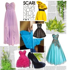 """""""promnight"""" by melissa-suozzo on Polyvore"""