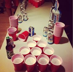 Lets put some competitiveness on the act of getting drunk Party Food Buffet, Alcohol Humor, Adult Party Games, Water Party, Partying Hard, Drinking Games, Getting Drunk, Appetizers For Party, Party Time