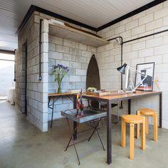 Galeria de Arquitetura com blocos de concreto: como construir com este material modular e de baixo custo? - 12