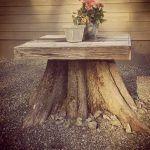 Tree Stump For Garden Art_17