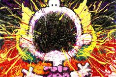 Big, Loud, Screaming Blonde ~ Tom Everhart
