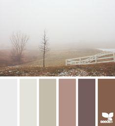 foggy tones