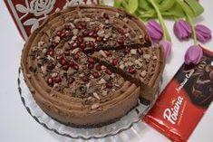 Cheesecake cu ciocolata, fara coacere Tiramisu, Cheesecake, Ethnic Recipes, Desserts, Pork, Tailgate Desserts, Deserts, Cheesecakes, Postres