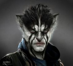 Wolves: ZBrush/Photoshop design by Dave Elsey/Michael Broom
