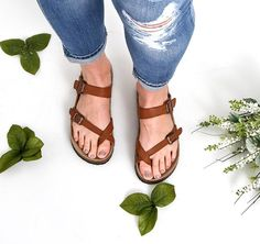 The look you love at an affordable price! Shop the Bork sandal at Glik's.