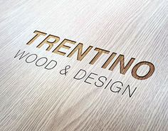 """Check out my @Behance project: """"TRENTINO WOOD & DESIGN  corporate identity"""" https://www.behance.net/gallery/20555163/TRENTINO-WOOD-DESIGN-corporate-identity"""