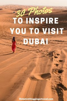 Photos of Dubai that will inspire you to visit one of the most fascinating countries in the world. Dubai is a city full of vibrance and awe. Abu Dhabi, Travel Guides, Travel Tips, Travel Goals, Travel Destinations, Dubai Things To Do, Dubai Vacation, Dubai Trip, Dubai Travel Guide