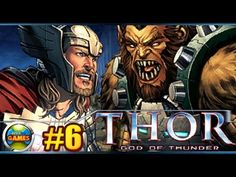 Thor God of Thunder DS parte 6 Vanaheim