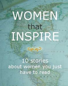 10 stories about women you just have to read. Twice a year we have our local non-profit partners nominate a woman that is doing those little things that make a big difference.