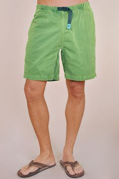 Original G Short from Gramicci. Mike Graham was one of the Yosemite Rockmasters and these are still the best cotton climbing shorts ever designed. Men's Clothing, Graham, Climbing, Period, Fashion Outfits, Shorts, The Originals, Nice, My Style