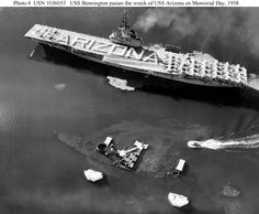 In Memoriam USS Arizona (BB-39), 1916- December 7, 1941