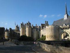 Montreuil bellay petite cite de caractere maine et loire chateau de montreuil bellay