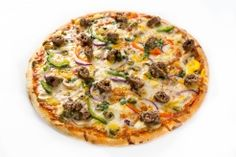 Spicy minced meat, peppers, red onions and pineapple. Lassi, Chicken Nuggets, Butter Chicken, Biryani, Naan, Onions, Vegetable Pizza, Quiche, Catering