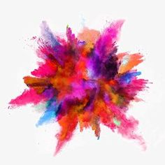 Ink-like color powder explosion PNG and Clipart Paint Splash Background, White Background Photo, Textured Background, Watercolor Splash Png, Watercolor Background, Color Splash Effect, Splash Of Color, Dust Explosion, Paint Explosion