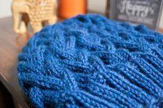 The Hammer Cap $5 | Craftsy #knithat #knittingpattern #hatpattern