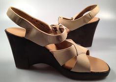 1970s Vintage Miss CAPEZIO Strap Sandals by rememberwhenemporium, $27.95