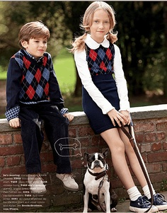Brooks Brothers for my future kids...
