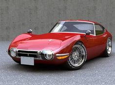 Toyota – One Stop Classic Car News & Tips Auto Retro, Retro Cars, Vintage Cars, Classic Sports Cars, Classic Cars, Classic Japanese Cars, Toyota 2000gt, Roadster, Japan Cars